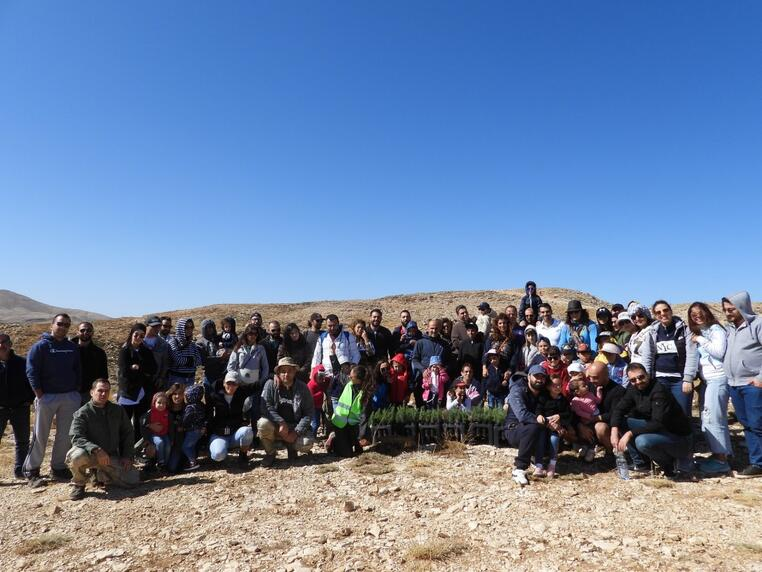 Today, Technica employs around 200 people and feels responsible for them as well as their families. Create shared value for the community (CSV) is the credo and so the employees and their families have already planted over two thousands trees in the Lebanese forests.