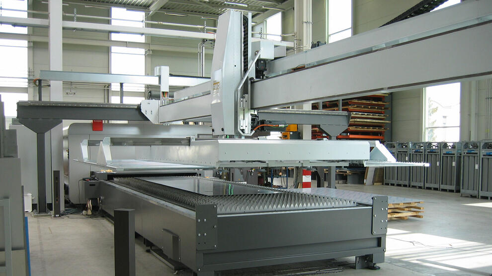 FMG Automation - Handling systems